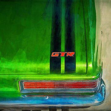 Green LC Holden Torana GTR by StuartRow