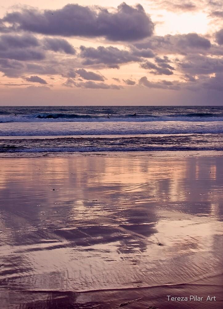 beach reflections... by terezadelpilar ~ art & architecture