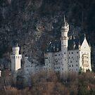 Neuschwanstein by BigAl1