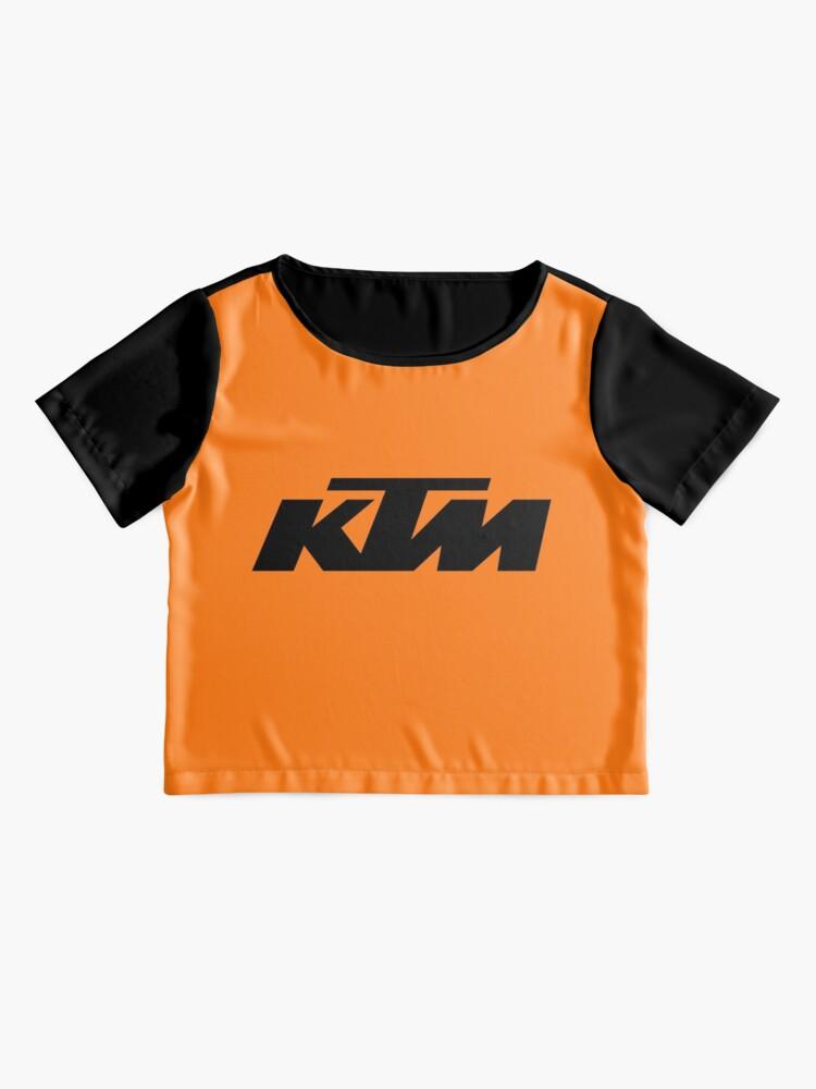 Alternative Ansicht von KTM Racing Chiffon Top