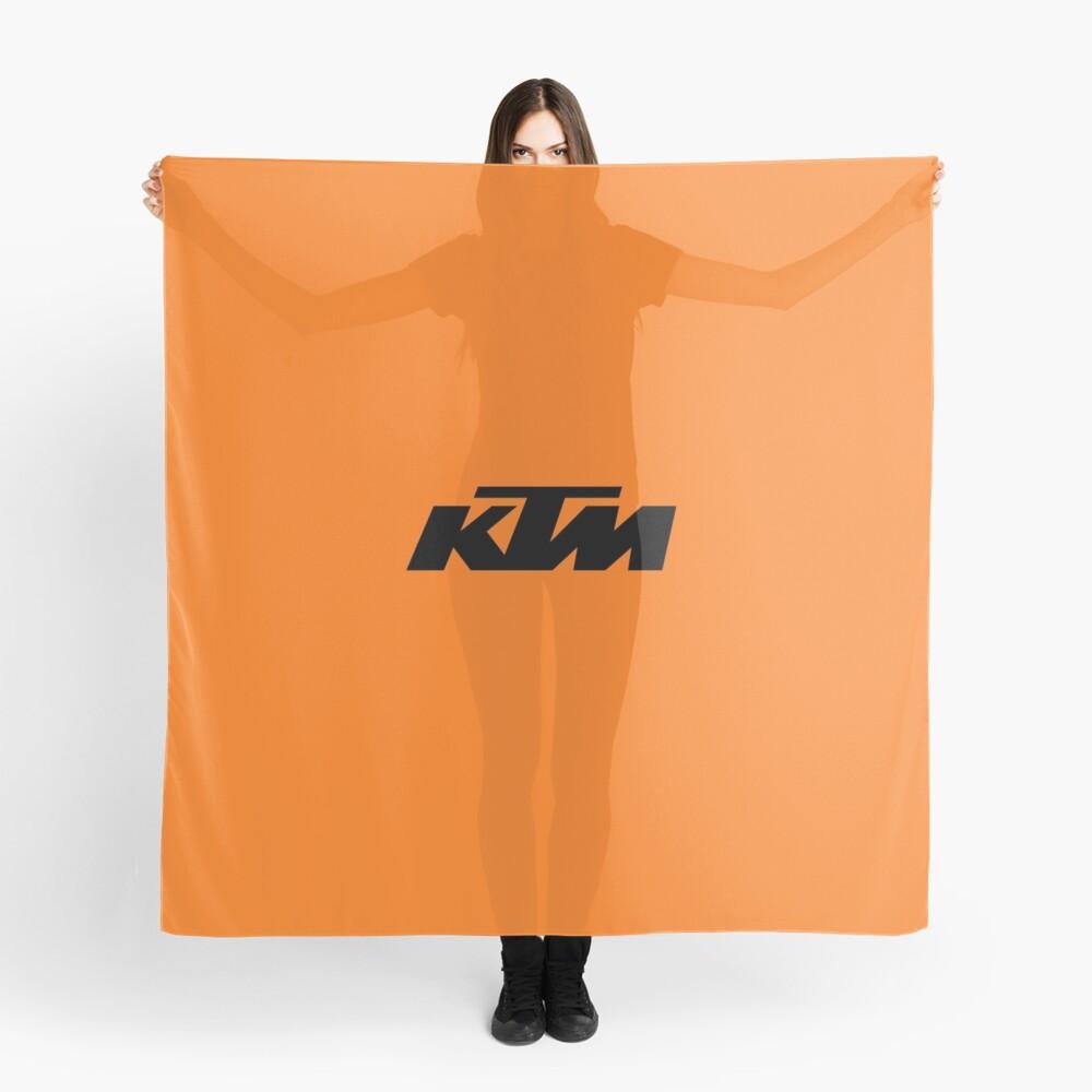 KTM Racing Tuch