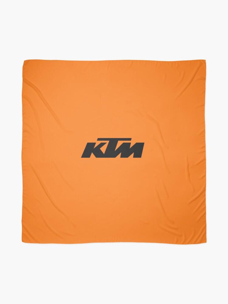 Alternative Ansicht von KTM Racing Tuch