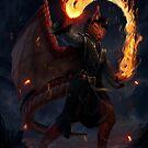 Pyromancy by goodwolf