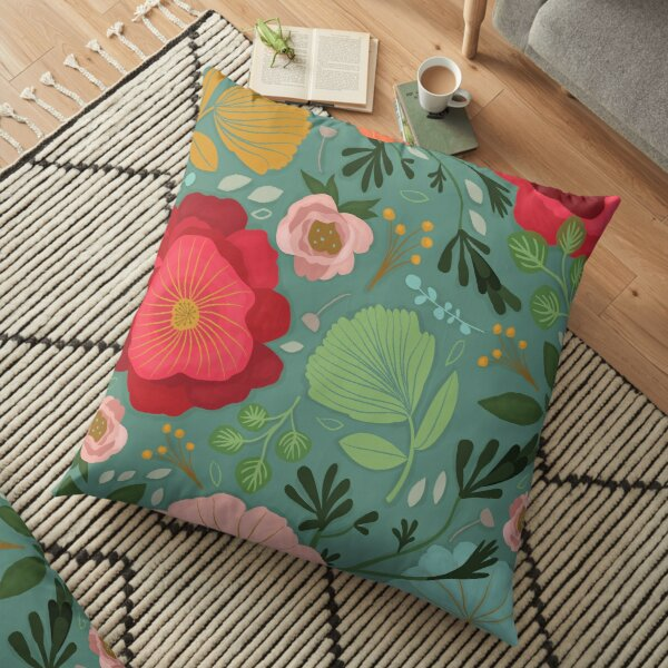 Boho Chic Floor Pillow