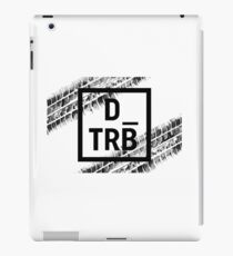 Drive Tribe Tyre Marks  iPad Case/Skin