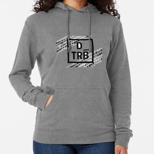 Drive Tribe Tyre Marks  Lightweight Hoodie