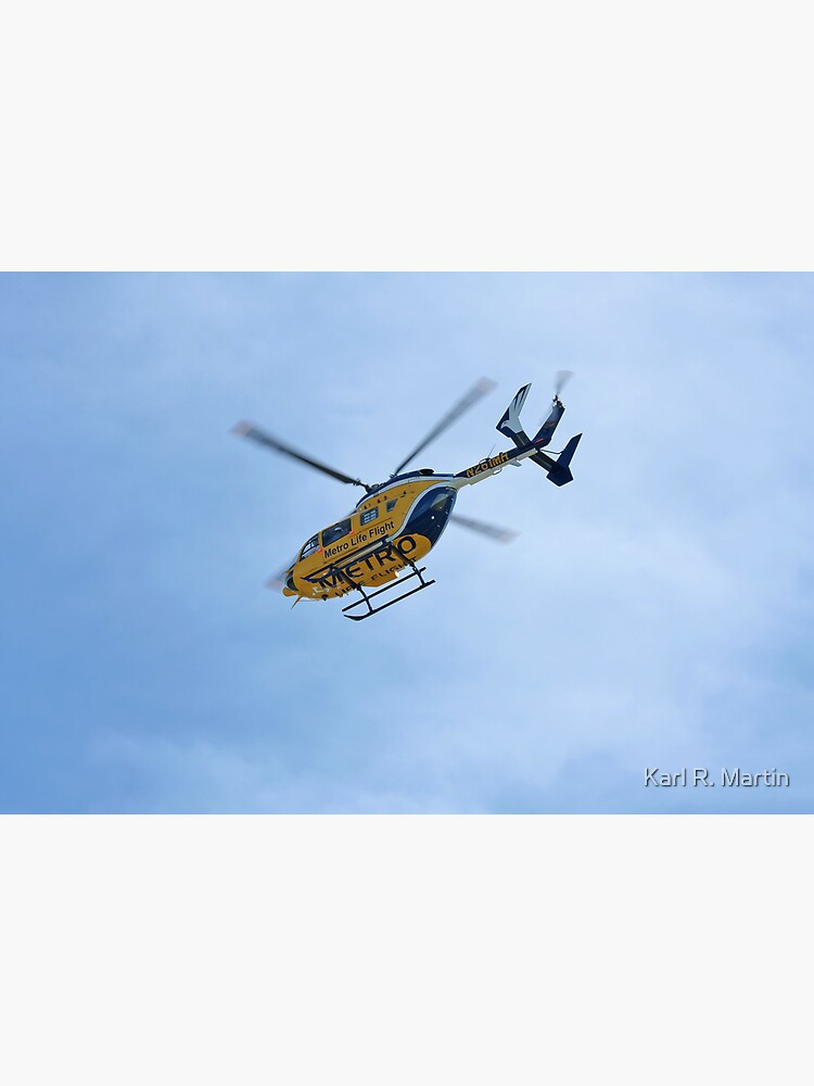 Life Flight Helicopter by SirEagle