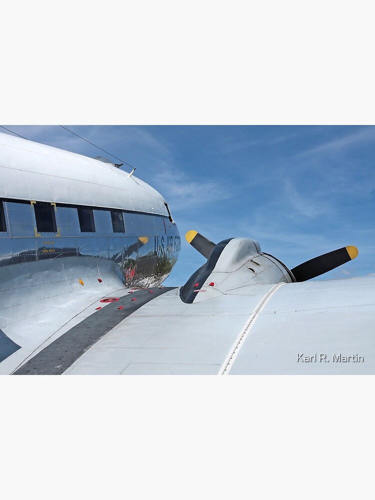 C-47 Skytrain by SirEagle