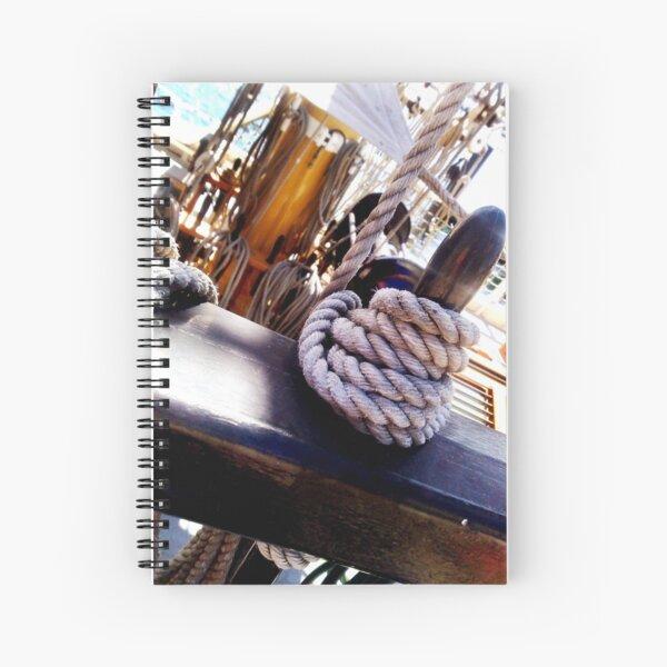 ship ahoy! Spiral Notebook