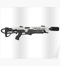 Flammenwerfer The Boring Company Poster