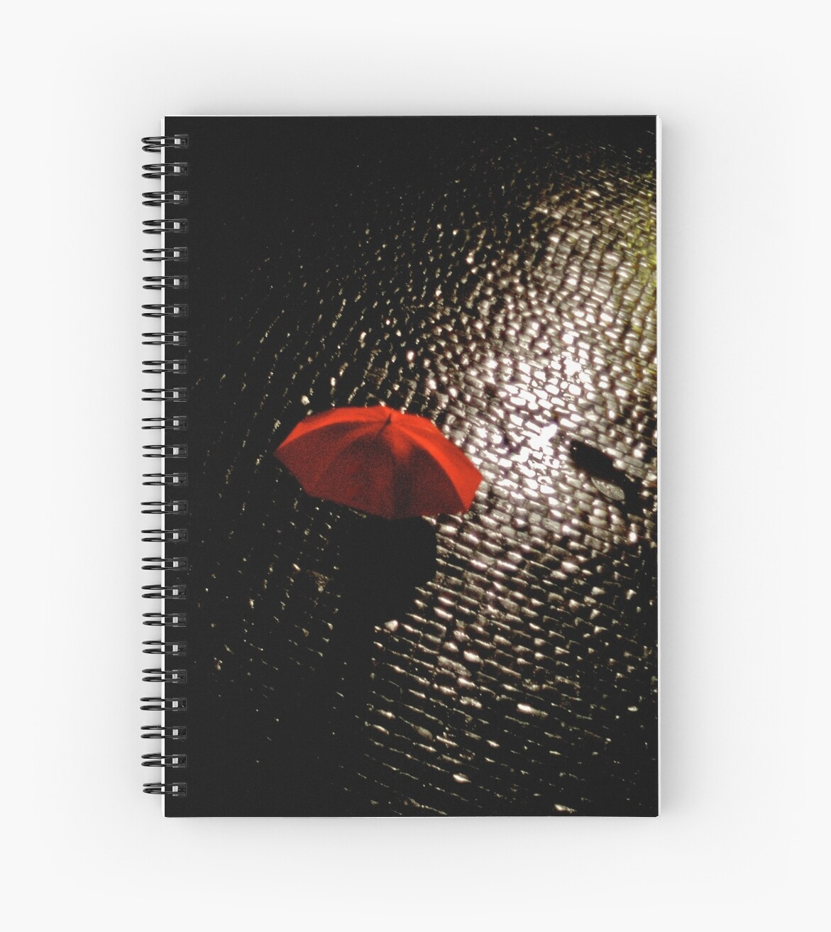 the Red Umbrella by John Armstrong-Millar
