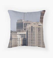 Skyline #13 Throw Pillow