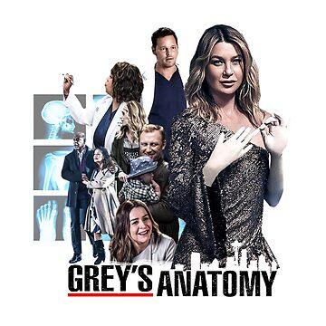 Anatomy by GreysGirl