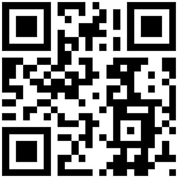 QR - Who is the scant, is stupid! by Palme-Solutions