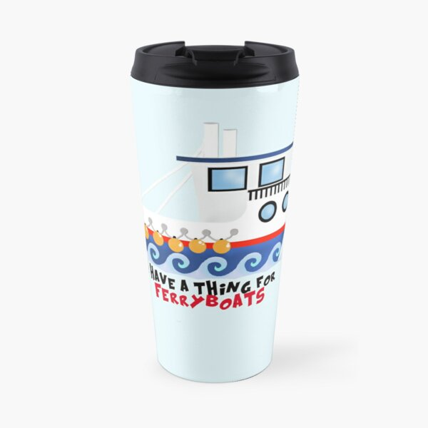 FerryBoats Travel Mug