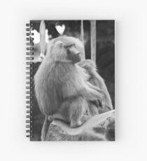 Stare Down Spiral Notebook