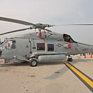 SH-60 Seahawk Helicopter by Karl R. Martin