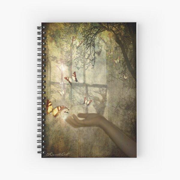 Esperanzas, a volar... Spiral Notebook