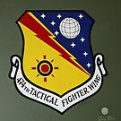 474th Tactical Fighter Wing by Karl R. Martin