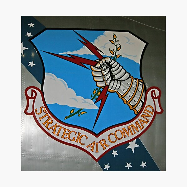 Strategic Air Command Photographic Print