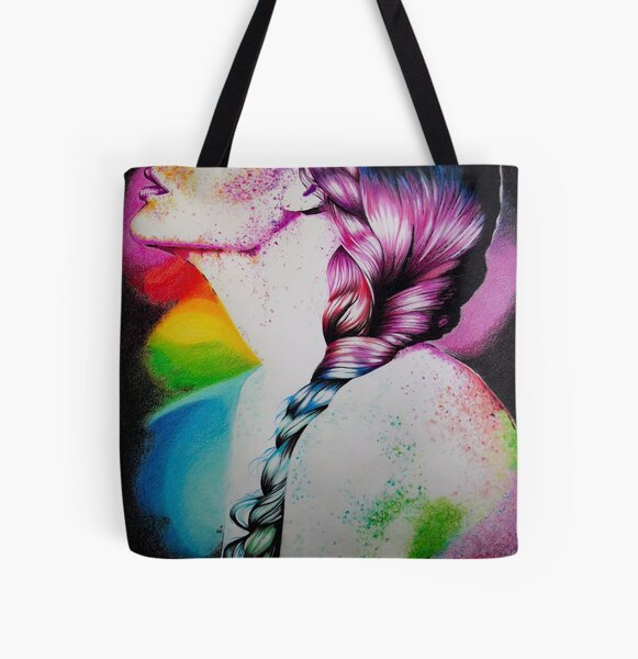 Untitled 3 All Over Print Tote Bag