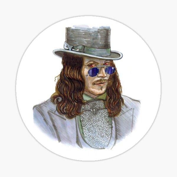 Bram Stoker's Dracula Sticker