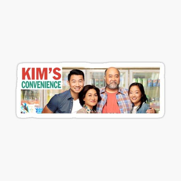 Kim's Sticker