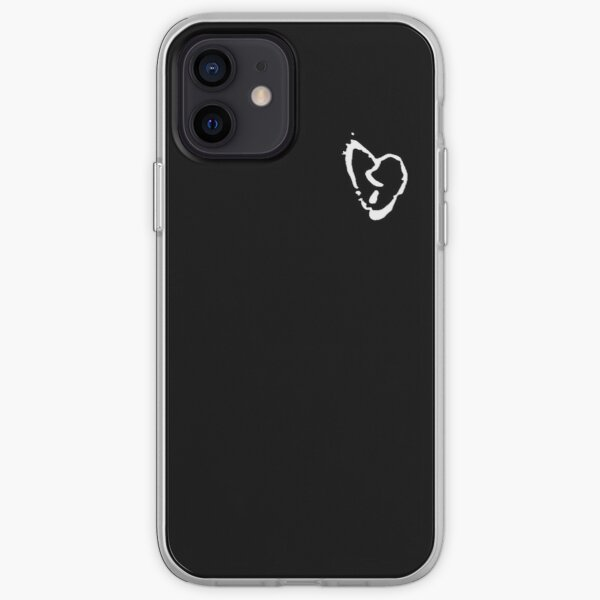 xxxtentacion black heart iPhone Soft Case