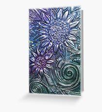 Sun...flowering - Card Greeting Card