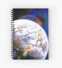 Ashes of our Dream Spiral Notebook