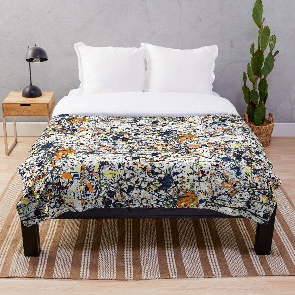 mijumi Pollock Throw Blanket