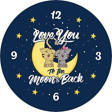 Love You To The Moon and Back by KsuAnn