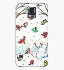 Snow in the Forest Case/Skin for Samsung Galaxy