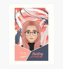branding Art Print