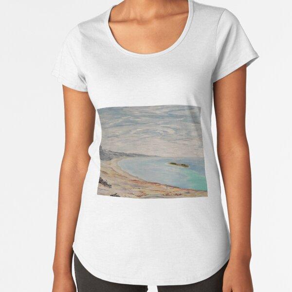Beaches Premium Scoop T-Shirt