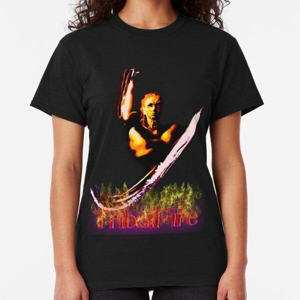 TribalFire Spinning Fire Classic T-Shirt