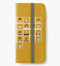 Select Your Character: KoF 98 The Slugfest iPhone Wallet/Case/Skin