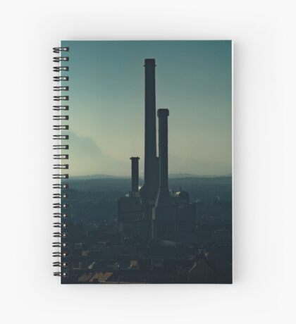 naked III Spiral Notebook