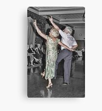 Saturday Night Fever at The Tea Dance Canvas Print