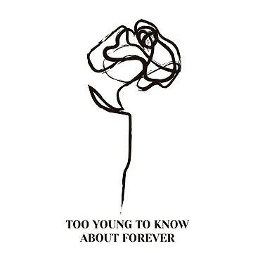 Too Young  by Mariapuraranoai
