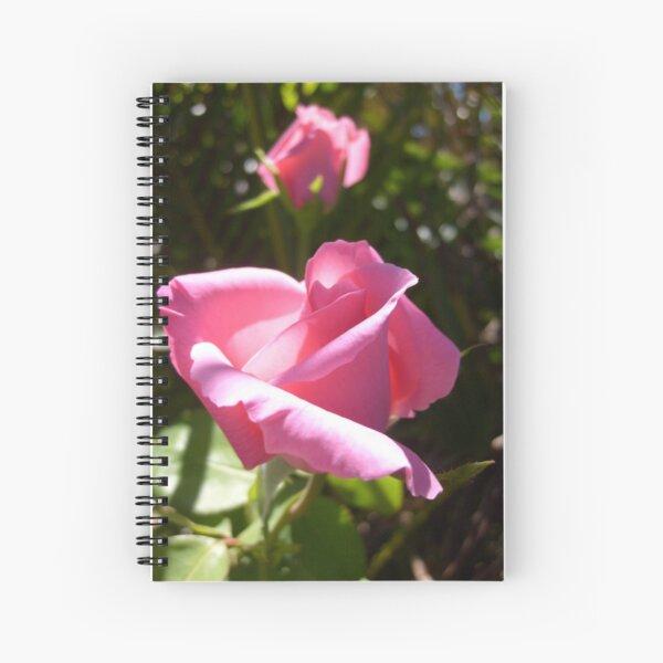 Rose #1 Spiral Notebook