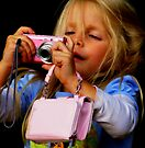 The Little Photographer by Betsy  Seeton