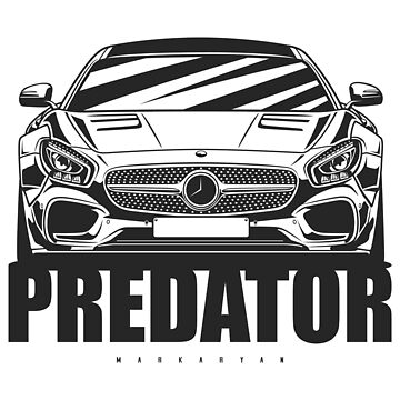 Predator AMG GTS by OlegMarkaryan