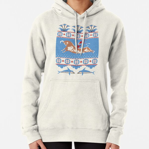 Ancient Knits - Minoan Pullover Hoodie