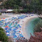 The Beach Kas Turkey by Deirdreb