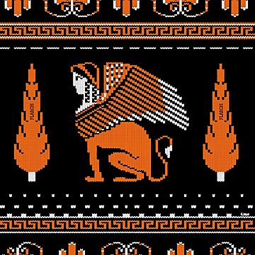 Ancient Knits - Greek by flaroh