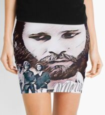 Jim Morrison Mini Skirt