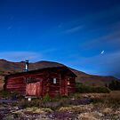 Boreas Pass Section House by Josh Dayton