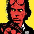 «La mano roja» de butcherbilly