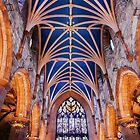 Heavens Ceiling by Claire Walsh